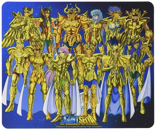 Alfombrilla Saint Seiya - Caballeros del zodiaco