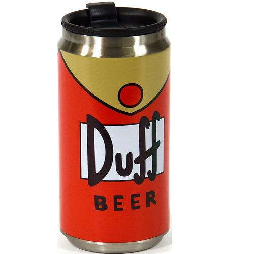 Los Simpson - Taza cerveza Duff