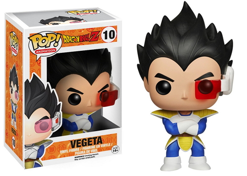 Dragon Ball - Figura Vegeta Funko
