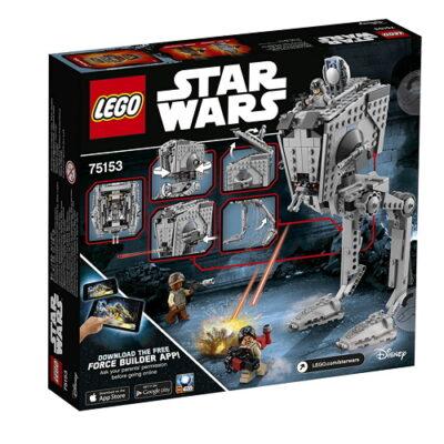 Star Wars - Figura Lego AT ST