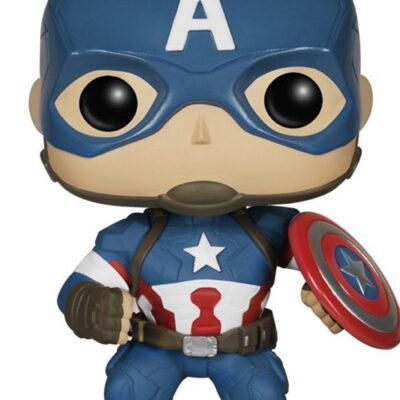 Los Vengadores Capitan America - estoesrmiruina.com
